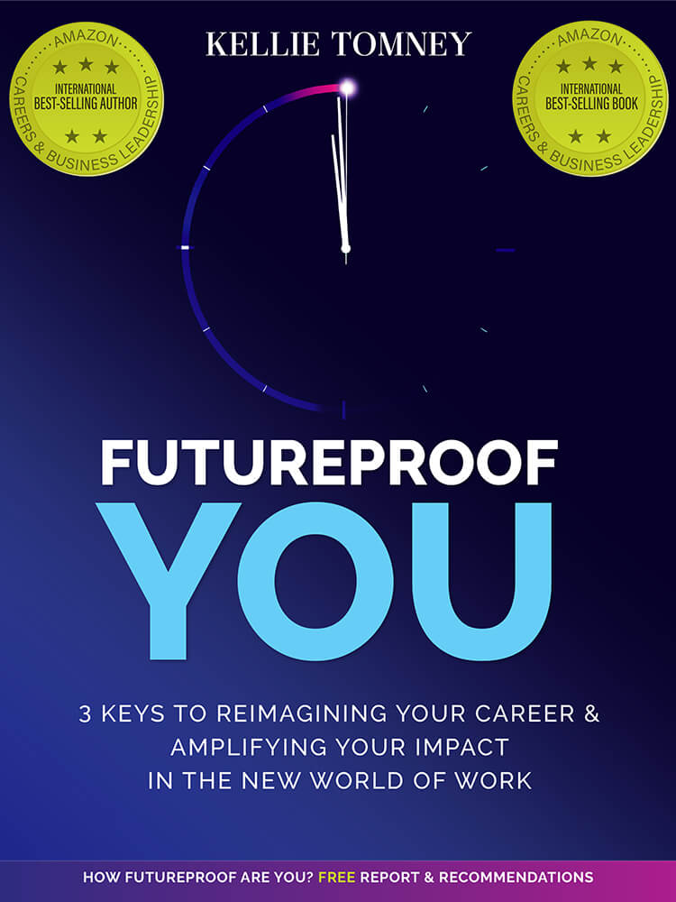 Futureproof You Front Cover Best-Seller Badges